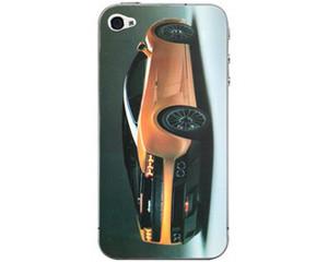 萝莉iphone4/4S 3D立体双面贴膜 XC042图片