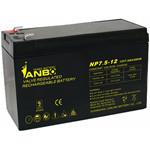 德国威博 NP7-12 蓄电池/德国威博