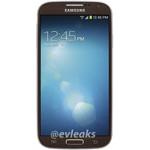 三星GALAXY S4 棕色版 手机/三星