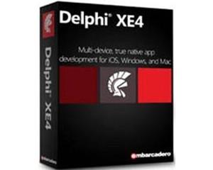 Borland Delphi XE4 Enterprise图片