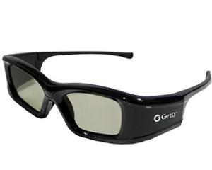 GetD GH410 3D眼镜图片
