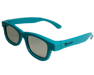 GetD GTS01G 3D眼镜图片