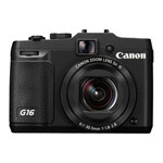 佳能PowerShot G16 数码相机/佳能