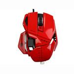 赛钛客R.A.T.5赤魔版激光游戏鼠标 鼠标/赛钛客