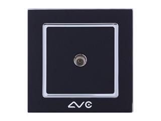 LVC 一位宽频电视插座LVC6501C图片