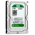 西部数据4TB 64MB SATA3 绿盘(WD40EZRX) 硬盘/西部数据