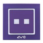 LVC 电脑/电话插座LVC6502A 电源设备/LVC