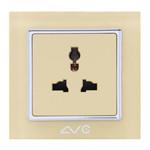 LVC 常规五孔插座LVC6505A 电源设备/LVC