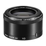 尼康1尼克尔 AW 10mm f/2.8 镜头&滤镜/尼康