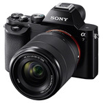 索尼ILCE-7套机(FE 28-70mm) 数码相机/索尼