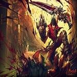 网络游戏《疾风之刃》 游戏软件/网络游戏