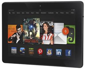 亚马逊Kindle Fire HDX 7(16GB/7英寸)
