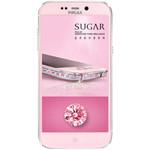 SUGAR 手机优雅粉色版(16GB/联通3G) 手机/SUGAR