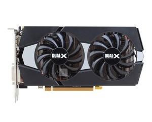 蓝宝石R9 270 2G GDDR5 白金版 OC图片