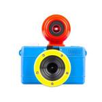 乐魔LOMO FISHEYEBABY 110格式袖珍相机(彩色版) 数码相机/乐魔