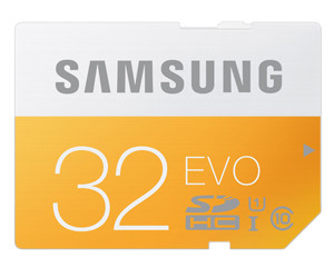 三星32GB SD存储卡 升级版 MB-SP32D图片