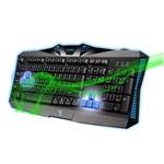 雷技霹雳神九游戏键盘 键盘/雷技