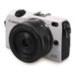 佳能EOS M2套机(EF-M 18-55mm,90EX闪光灯) 数码相机/佳能