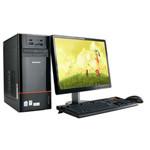 联想H430(G2030/4GB/500GB/Win8) 台式机/联想