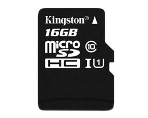 金士顿Micro SD/TF卡 Class10(16GB)图片