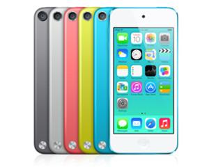 苹果iPod touch新版(64GB)图片