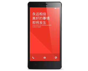 小米红米Note双卡标准版(8GB/移动4G)