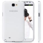 奇克摩克 三星Galaxy Note2冰玉透感磨砂手机保护壳 手机配件/奇克摩克