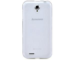 奇克摩克 联想A678t超薄磨砂TPU硅胶透感手机套图片