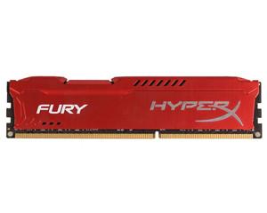 金士顿骇客神条FURY 8GB DDR3 1600
