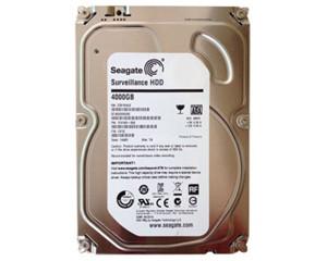 希捷4TB 5900转 64MB SATA3 监控级硬盘(ST4000VX000)图片