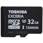 东芝极至瞬速 EXCERIA microSDHC UHS-I卡(32GB)