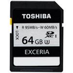 极至瞬速 EXCERIA UHS-I SDHC卡(64GB)(SD-H064GR7VW060A)