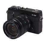 富士X-E2套机(XF18-55mm) 数码相机/富士