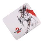 SteelSeries(赛睿) QcK 激战2限量版 鼠标垫/SteelSeries(赛睿)