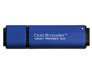 金士顿DataTraveler Vault Privacy 3.0(DTVP30)(32GB)图片