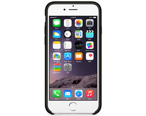 苹果iPhone 6 Plus 皮革保护壳图片