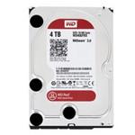 西部数据4TB 7200转 64MB 红盘(WD20EFRX) 硬盘/西部数据
