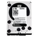 西部数据2TB 7200转 64MB 黑盘(WD2003FZEX) 硬盘/西部数据