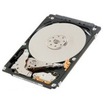 东芝1TB 5400转 8GB混合硬盘(MQ01ABD100H) 硬盘/东芝
