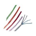 康普 CommScope 超五类四对非屏蔽工程双绞线(1053004CSL) 光纤线缆/康普