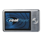 昂达 VX989+(2GB) MP3播放器/昂达