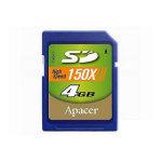 宇瞻 150X SD(4GB) 闪存卡/宇瞻