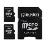 金士顿 Micro SD/TF卡 Class4(4GB) 闪存卡/金士顿