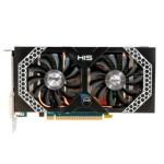 HIS R7 260X iPower IceQ X2 Turbo 1GB GDDR5 显卡/HIS