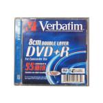 威�� 2.4速 8cm DVD+R DL(�纹��b) �P片/威��