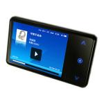 蓝魔 RM850(2GB) MP3播放器/蓝魔