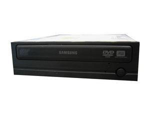 三星 金将军16X DVD刻录机(黑金版)TS-H552D图片