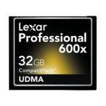 雷克沙 CF卡 600X(32GB) 闪存卡/雷克沙