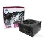 酷冷至尊 雷霆500(RS-500-ACAB-M3) 电源/酷冷至尊