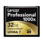 雷克沙 CF卡 1000X(32GB) 闪存卡/雷克沙